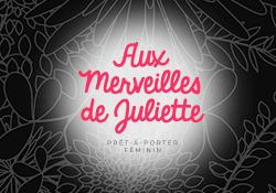 Aux Merveilles de Juliette