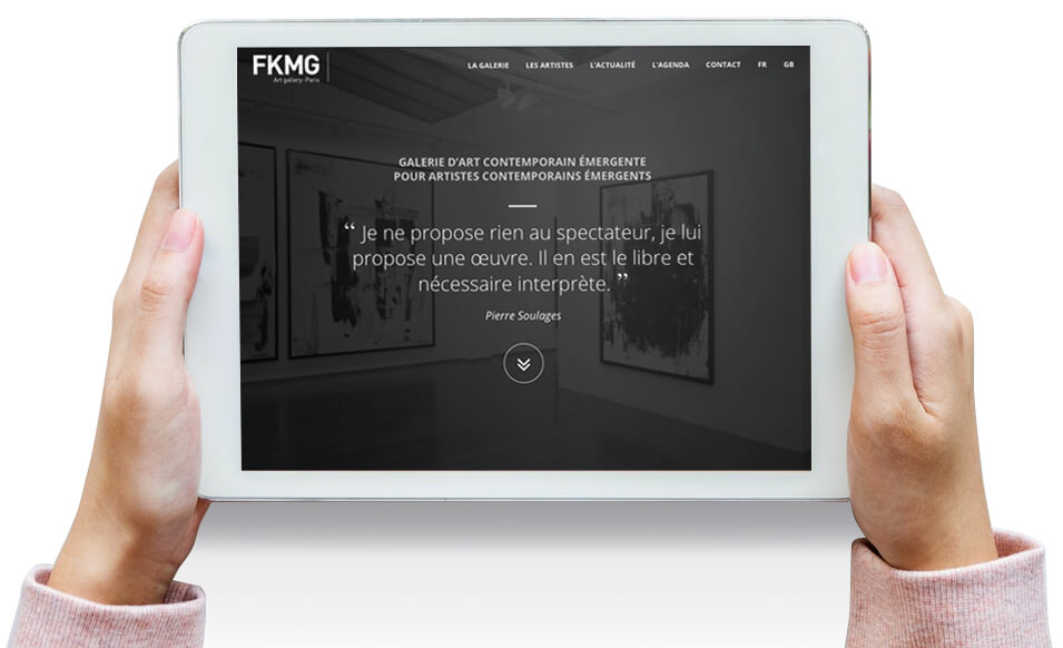 FKMG - Art Gallery Paris