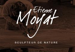 Etienne Moyat Sculpteur de Nature